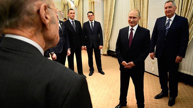 Путин: российский ОПК должен завоевывать зарубежные рынки высокотехнологичной продукцией