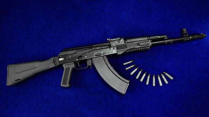Концерн «Калашников» представил новое ружье TG2