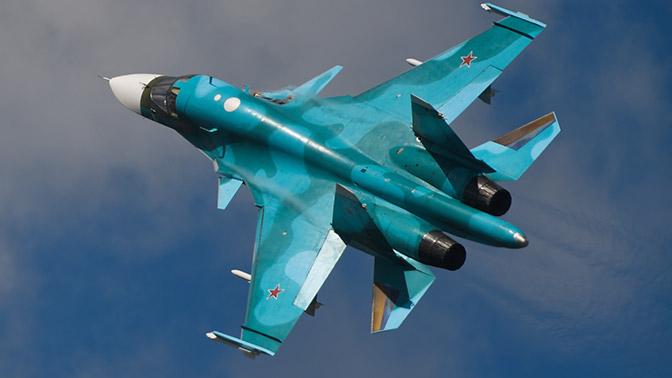 Уральские военные получат первые Су-34