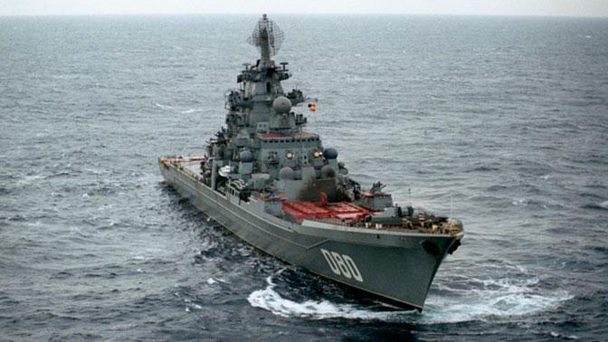 На Севмаше рассказали о модернизации крейсера «Адмирал Нахимов»