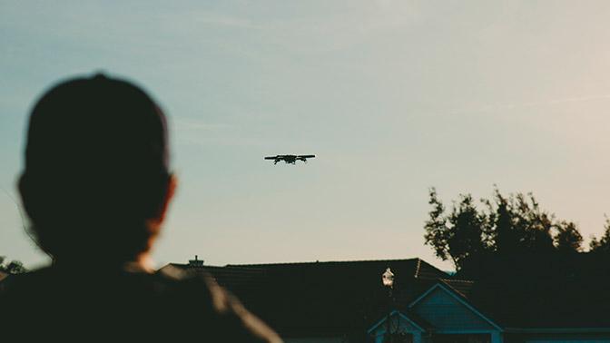 Угроза с неба: как Росгвардия будет уничтожать беспилотники террористов