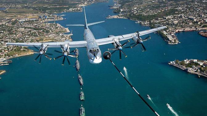 Смертельный номер в небе: как летчики выполняют дозаправку в воздухе