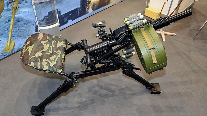 Гранатомет «Балкан» может получить боеприпасы с искусственным интеллектом