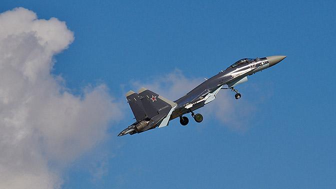 Ему нет равных: в Минобороны рассказали, как Су-35 проявил себя в Сирии