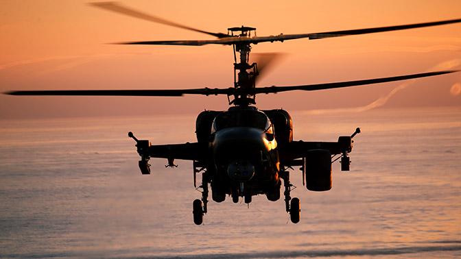 Ужас подводника НАТО: пять уникальных палубных вертолетов России