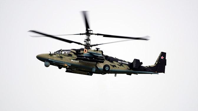 Разработчик раскрыл планы по поставкам Ка-52 «Аллигатор» в 2018 году