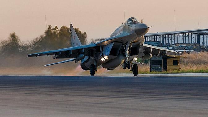 Россия испытала в Сирии более 200 образцов вооружения