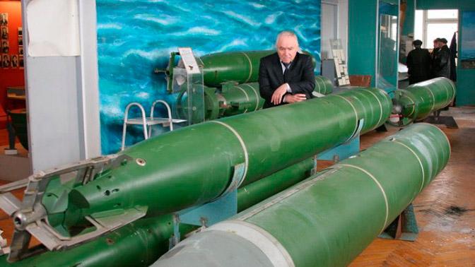 МинобороныРФ до 2023-го года закупит 73 электрические торпеды обновленного типа