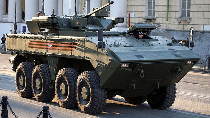 Многоликий «Бумеранг»: как новая боевая машина стала платформой для семейства техники Сухопутных войск
