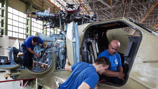 На юге России построят комплекс для испытания новейших вертолетов