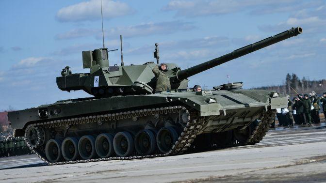 Роботы начнут создавать гусеницы для новейших танков «Прорыв-3» и «Армата»