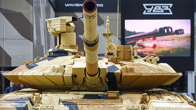 Пакистан хочет приобрести у Российской Федерации танки Т-90