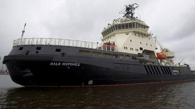 «Илья Муромец» в Арктике: чем уникален новейший дизель-электрический ледокол