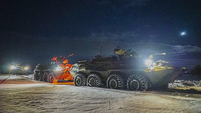 Труженик войны: на что способен обновленный БТР-82А