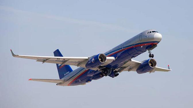 Самолет Ту-2140Н с цифровой камерой выполнит наблюдательный полет над США