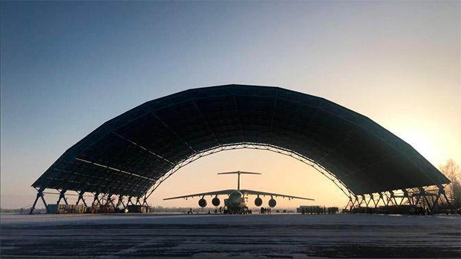 Испытания новейшего «летающего танкера» для ВКС начнутся в июле