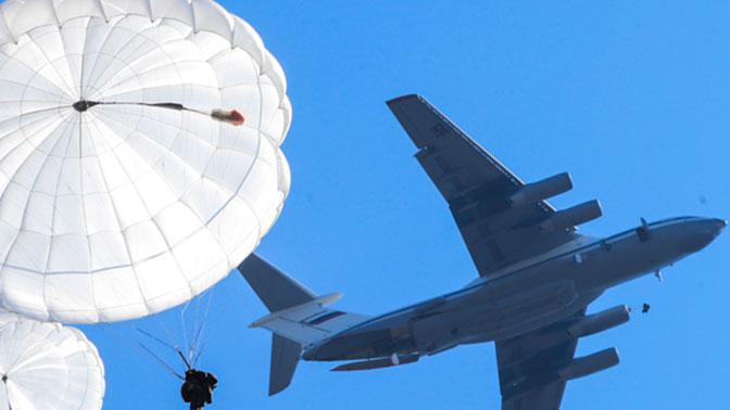 Купола и крылья: топ-5 парашютов российской армии