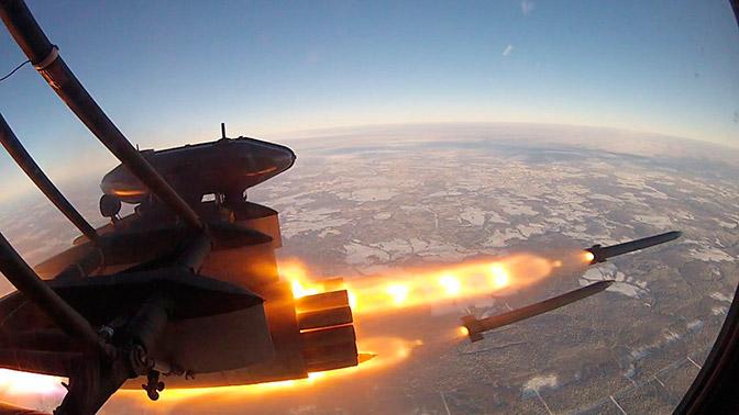 Огненный кулак ВКС России: на что способна новая ракета С-8ОФП