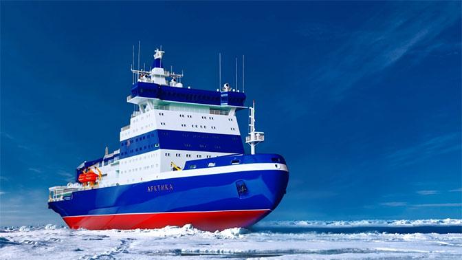 Борисов: серия атомных ледоколов проекта 22220 будет расширена до пяти
