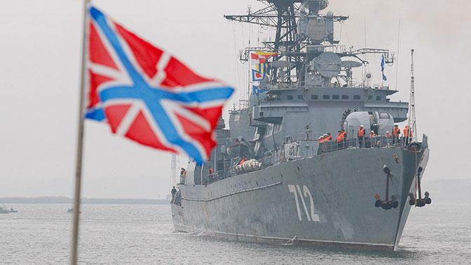 Фрегат «Неустрашимый» вернется в состав ВМФ России до конца года