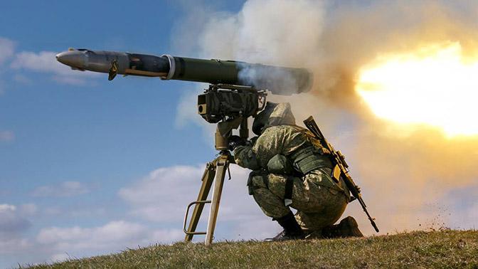 Прожигая сталь: почему российские противотанковые комплексы назвали худшим кошмаром НАТО