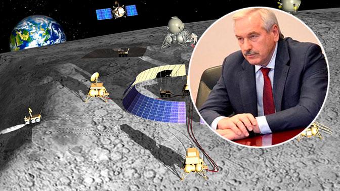 Рогозин назначил нового гендиректора НПО имени Лавочкина