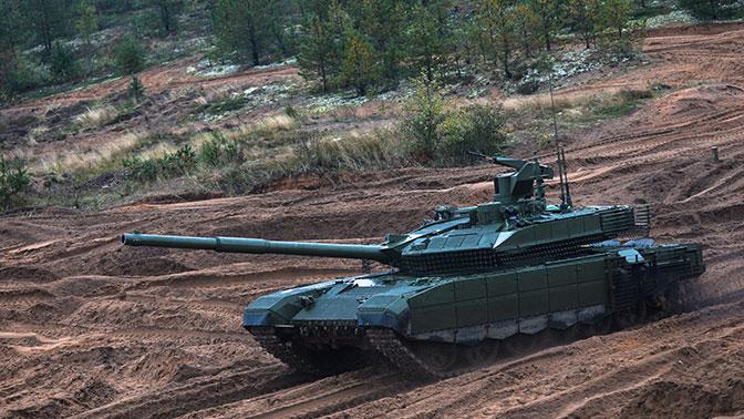 Российская армия получит танк Т-90М «Прорыв» в следующем году