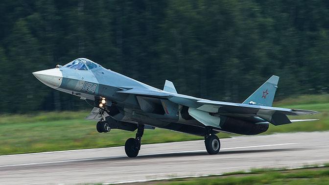 Минобороны подписало контракт на поставку Су-57