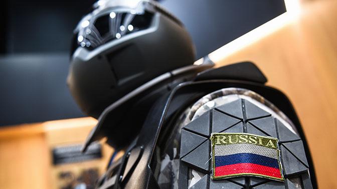 Экзоскелет, позволяющий стрелять из пулемета одной рукой, испытали в России