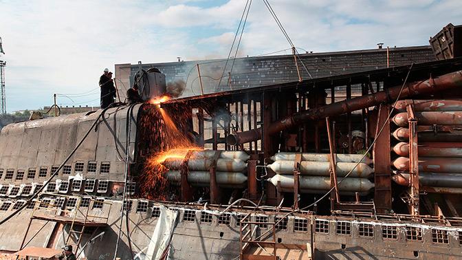 Завод «Нерпа» намерен продолжить участие в утилизации морских атомоходов