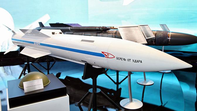 Истребитель Су-57 получит сверхдальнюю ракету «воздух - воздух»