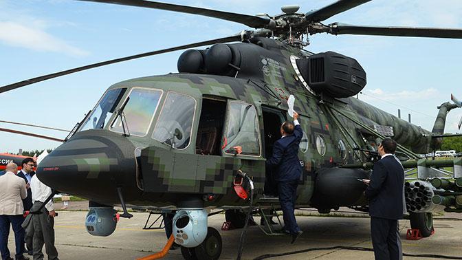 Вертолет для спецназа: стало известно, когда появится модернизированный вертолет Ми-171Ш