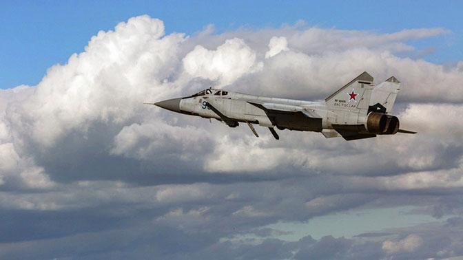 Для перехватчика МиГ-31БМ разрабатывается новый радар