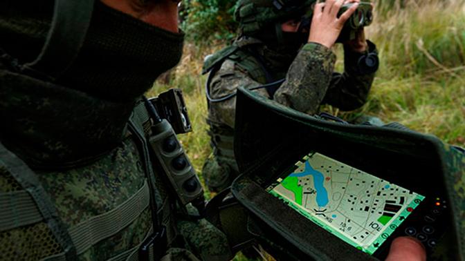 Новые разведкомплексы поступили на вооружение военных на Сахалине
