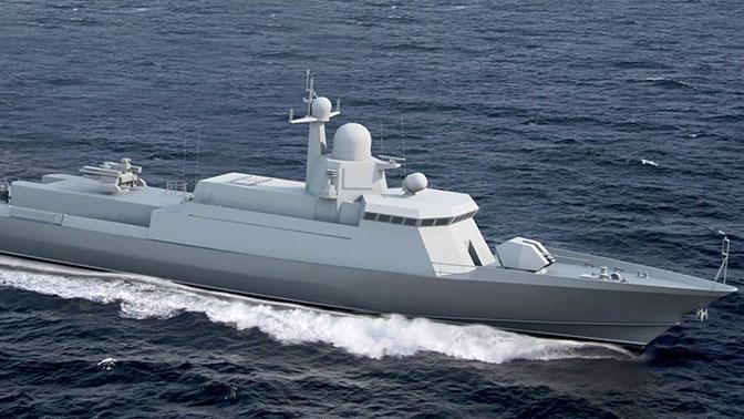Малый корабль, вооруженный «Калибрами», в ноябре войдет в состав ЧФ