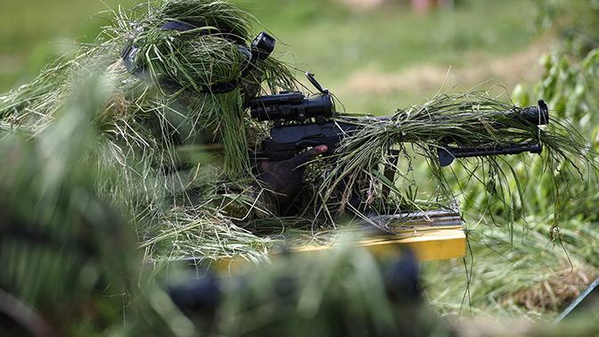Новое оружие для армейских снайперов создается в ЦНИИточмаш
