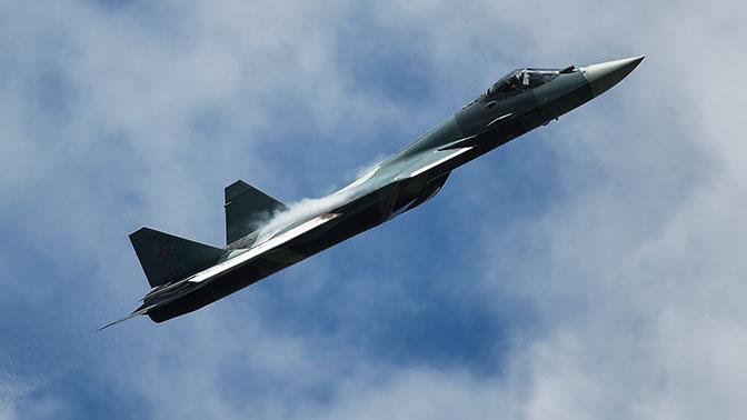 В Минобороны РФ рассказали о ходе госиспытаний самолета Су-57