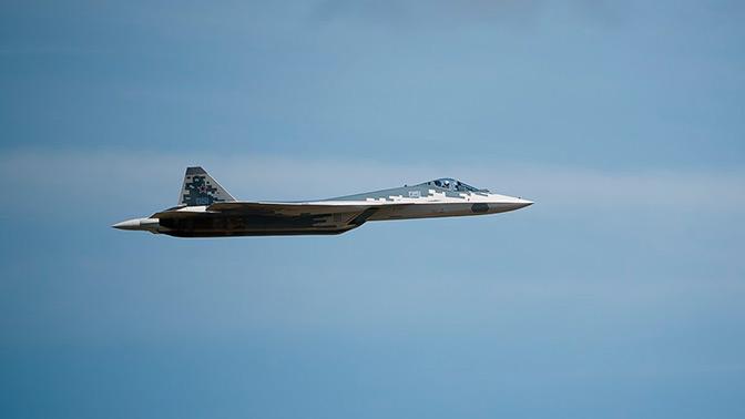 Истребитель Су-57 могут сделать беспилотным