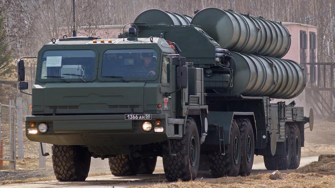 «Алмаз-Антей» сообщил Минобороны очередной полк С-400
