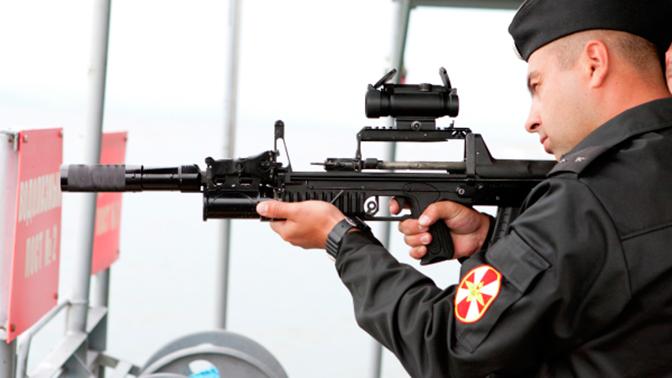 Двухсредный автомат АДС принят на вооружение российской армии