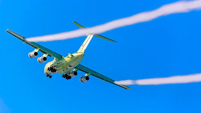 Шойгу озвучил сроки постройки опытного образца новейшего самолета-заправщика