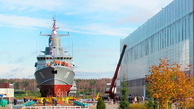Сокрушительный «Ураган»: главные преимущества нового ракетного корабля для ВМФ России