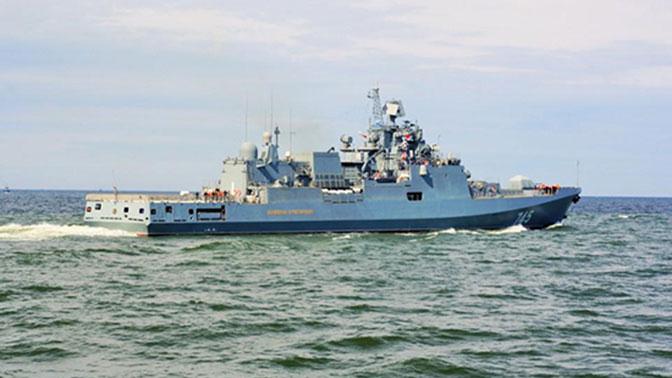 В Ростехе рассказали о ходе переговоров с Индией по продаже фрегатов «Буревестник»