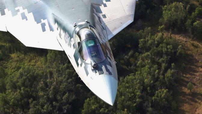 Стал известен облик серийного истребителя Су-57