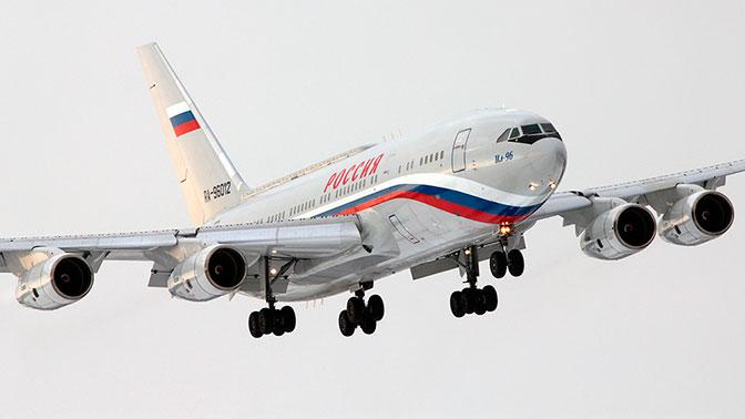 Производство модернизированного самолета Ил-96 запустили вВоронеже