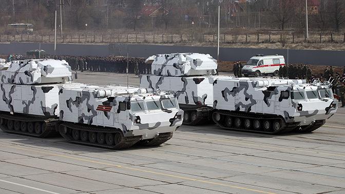 Арктические Тор-М2ДТ поступили на вооружение российской армии