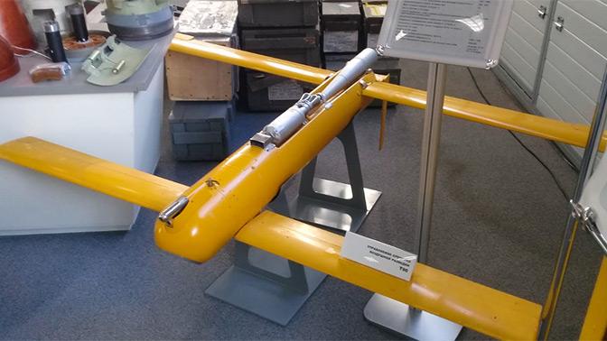 Опубликованы фото беспилотника, зашитого в снаряд РСЗО «Смерч»