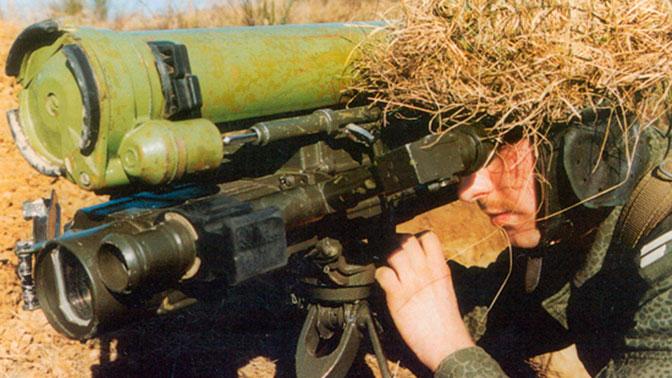 Дальность стрельбы ракетного комплекса «Метис» увеличат до 3 км