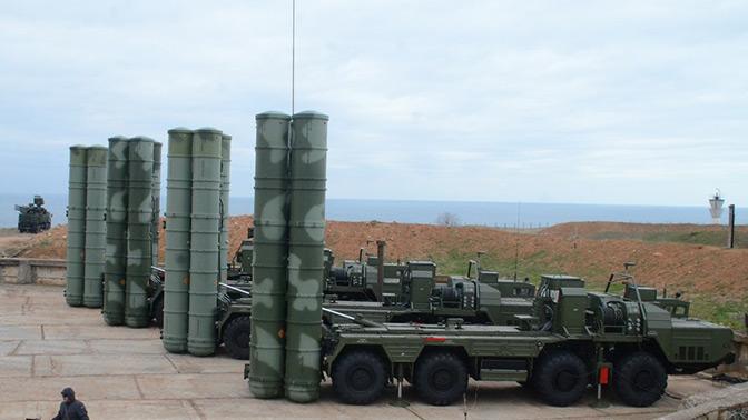 На комплексы С-400 «Триумф» перевооружены 20 полков ПВО РФ