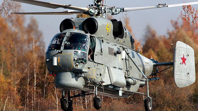 В России разработают вертолет-амфибию дальнего действия для ВМФ РФ